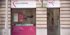 Centro auditivo Claso Audiología Eixample