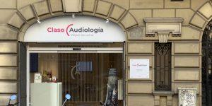 Centro auditivo Claso Audiología Sant Gervasi