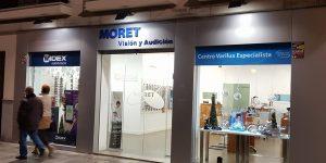 Centro Moret Vision y Audición