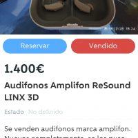 Amplifon Resound Lynx3D